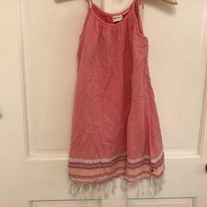 Roxy beach dress/coverup